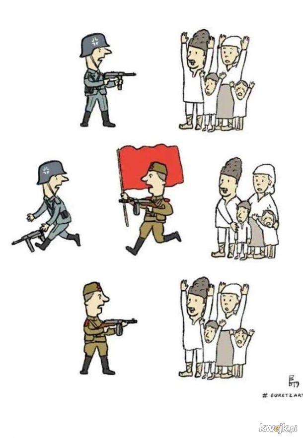 Naziści = komuniści