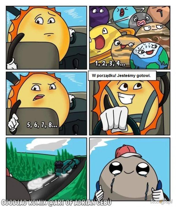 Biedny Pluton UwU