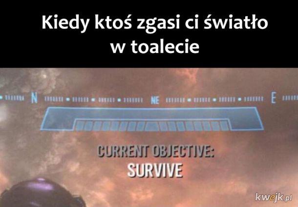 Walka o przetrwanie