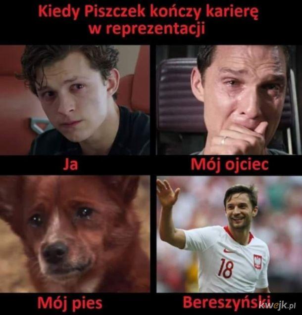 Memy po meczu Polska vs Słowenia. Żegnamy Piszczka, obrazek 4