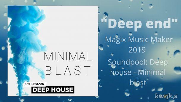 Nowy utwór deep house. Zapraszam.  https://www.youtube.com/watch?v=RQfYmWbGv4s&list=PLWg6TkzqnP6O5BmCDBnnnIOu2TqVh4j7e&index=21