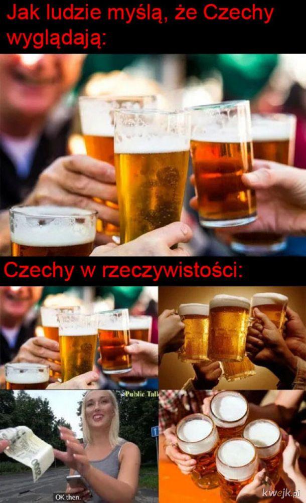 Piękne państwo Czechy