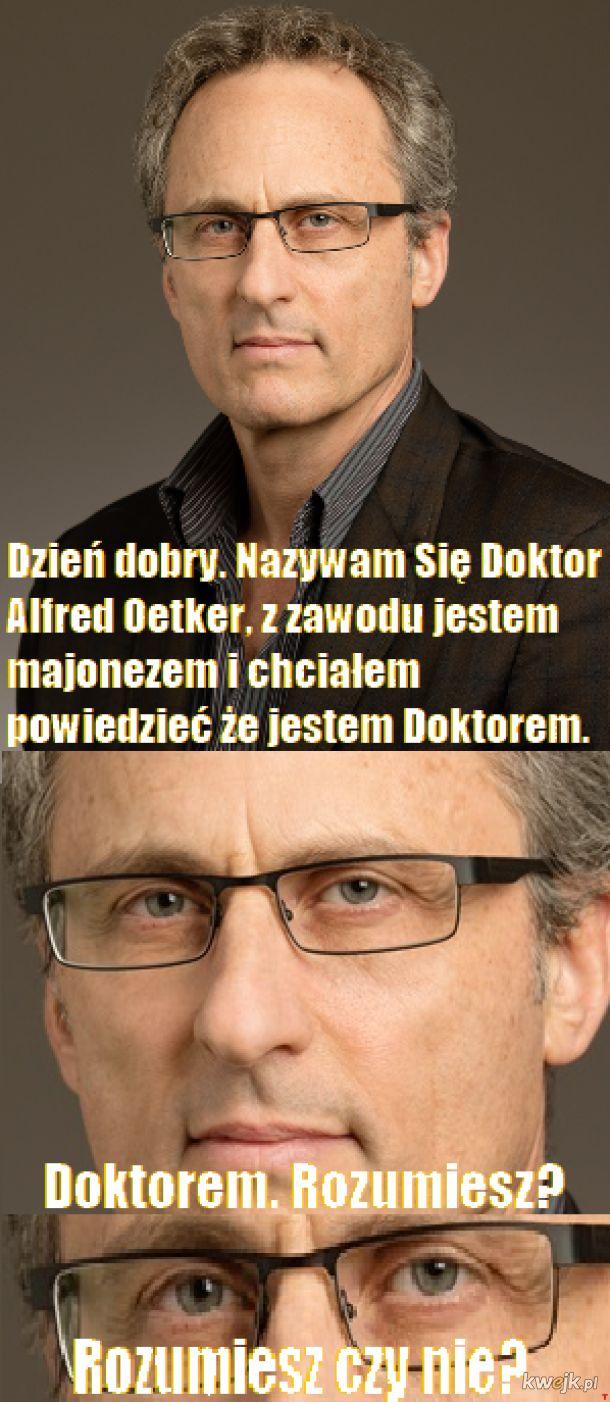 Dr Alfred Oekter