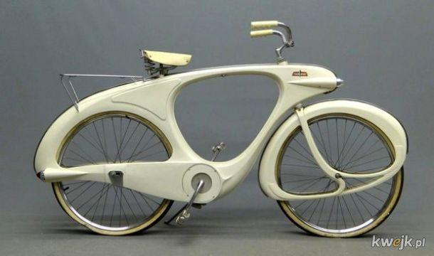 1959 Bowden Spacelander - próba pobicia prędkości dźwięku na rowerze. Było na prawdę blisko!