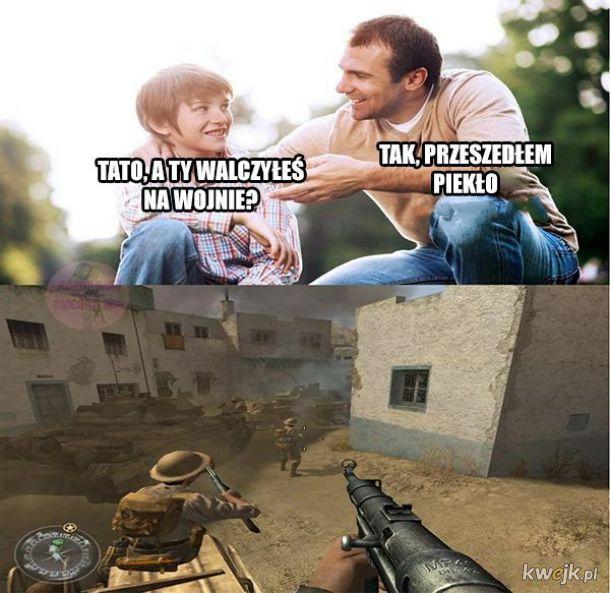 Walka na wojnie
