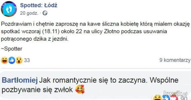 Rozpoczęcie romantycznej historii