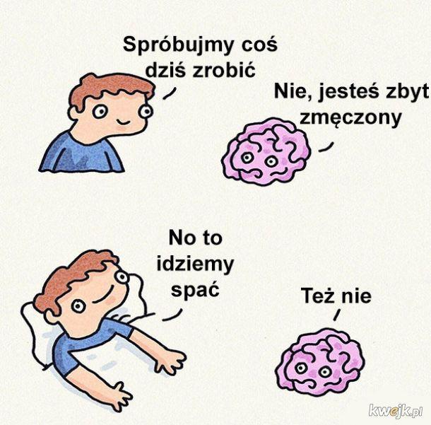 Walka z mózgiem