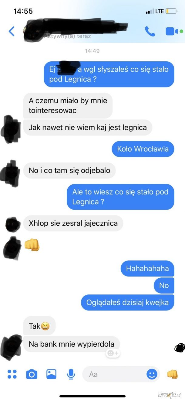 Nie uwierzysz co się stało pod Legnica