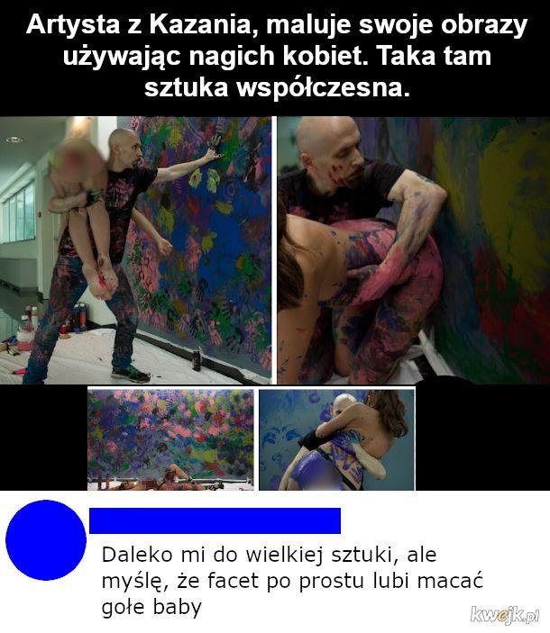 Sztuka i laski