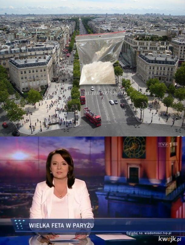Fetka w Paryżu