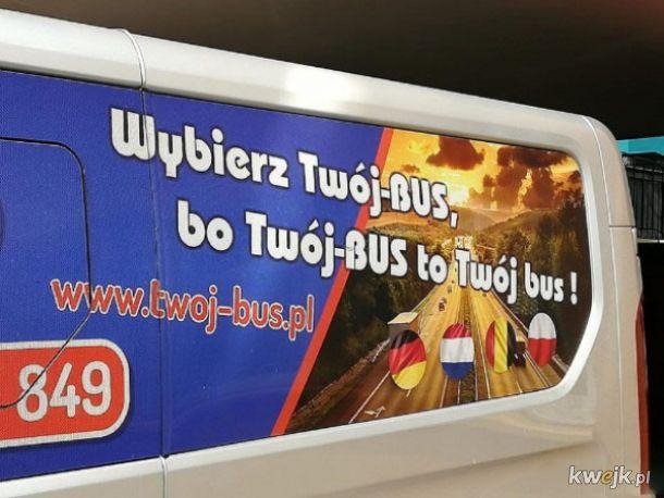 Twój bus