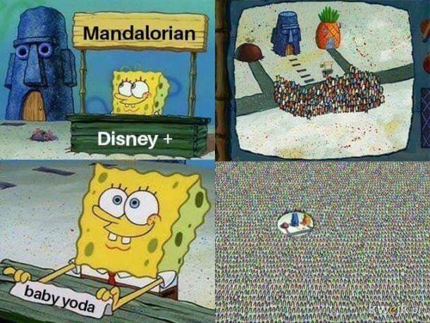 "Tajemnica serialu ""Mandalorian"""