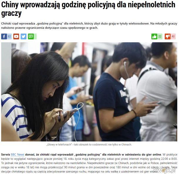 Chińskiego ścierwa ciąg dalszy