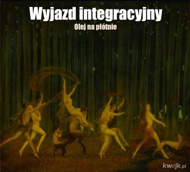 Wyjazd integracyjny