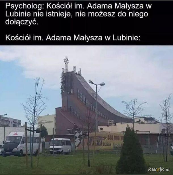 Kościół im. Adama Małysza w Lublinie