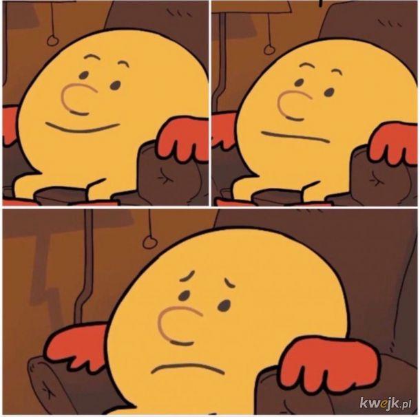 Ja kiedy czekam żeby mój mem wszedł na główną