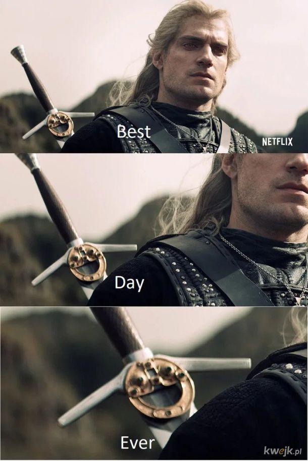 Najlepszy miecz w historii