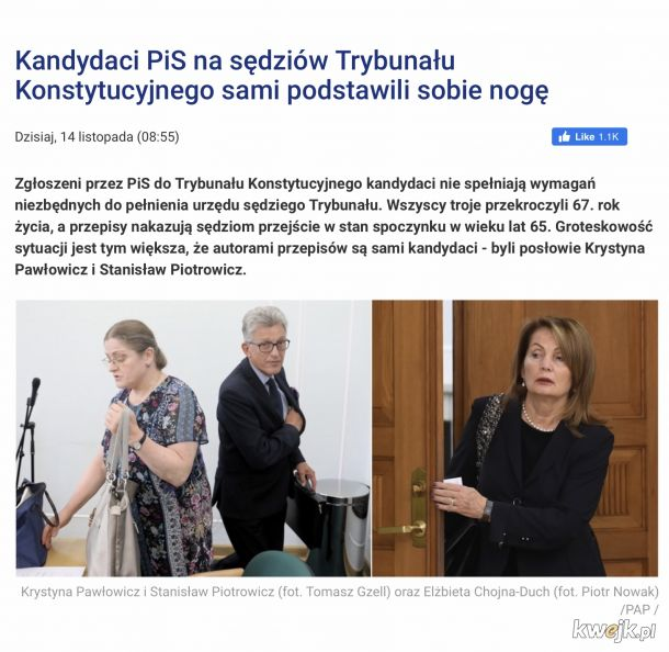 Polska polityka xD
