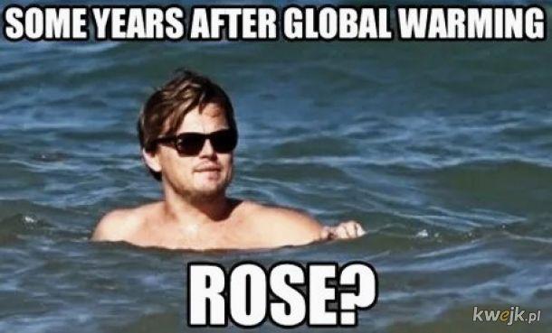Globalne ocieplenie...