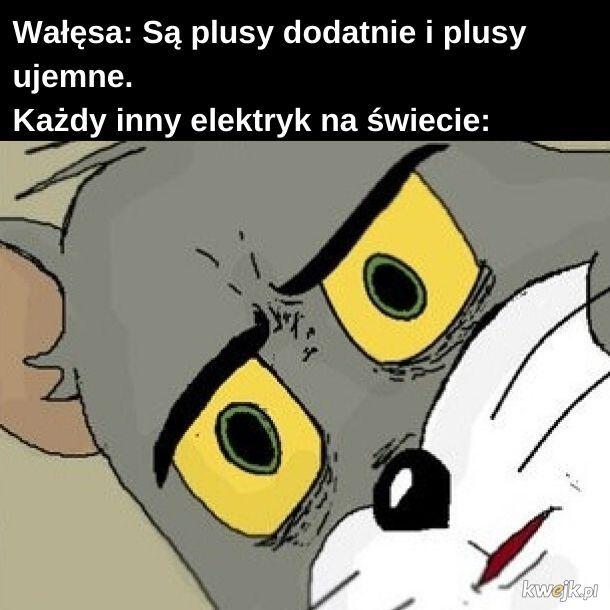 W takich warunkach rodziła się Polska demokracja