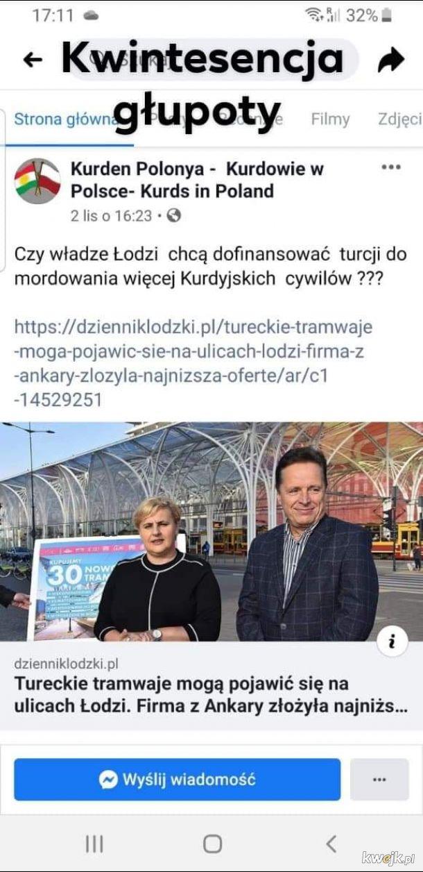 Łódź... To miasto....