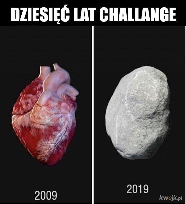 Nie zamieniaj serca...