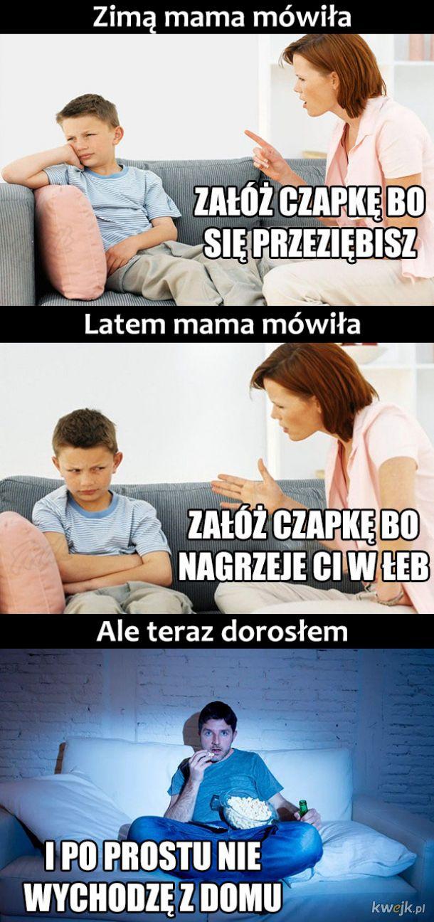 Mama mówiła