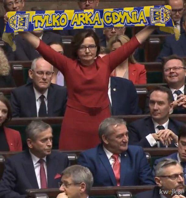 Tylko Arka Gdynia
