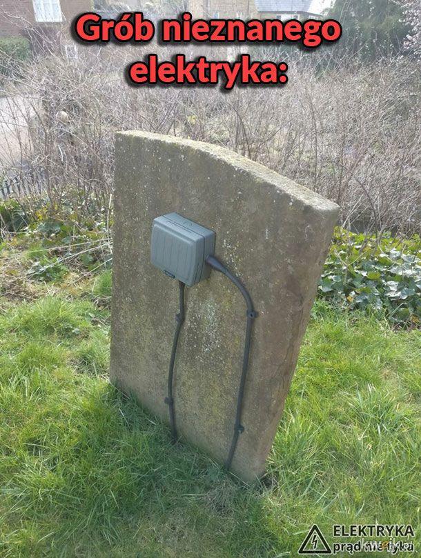 Grób nieznanego elektryka