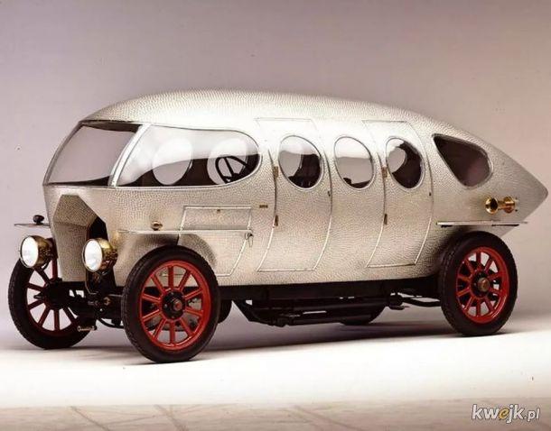 1914 Alfa Romeo Aerodinamica