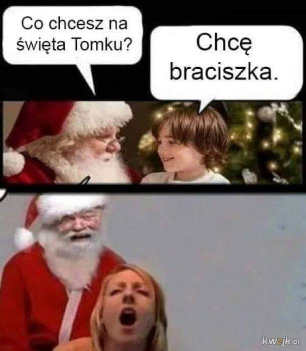 Ktoś prosił o świąteczne memy