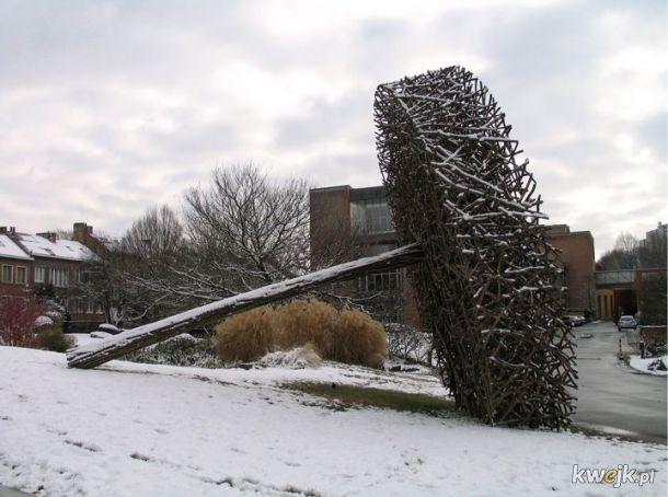 Rzeźby wykonane wyłącznie z naturalnych materiałów przez Fina Jaakko Pernu, obrazek 10