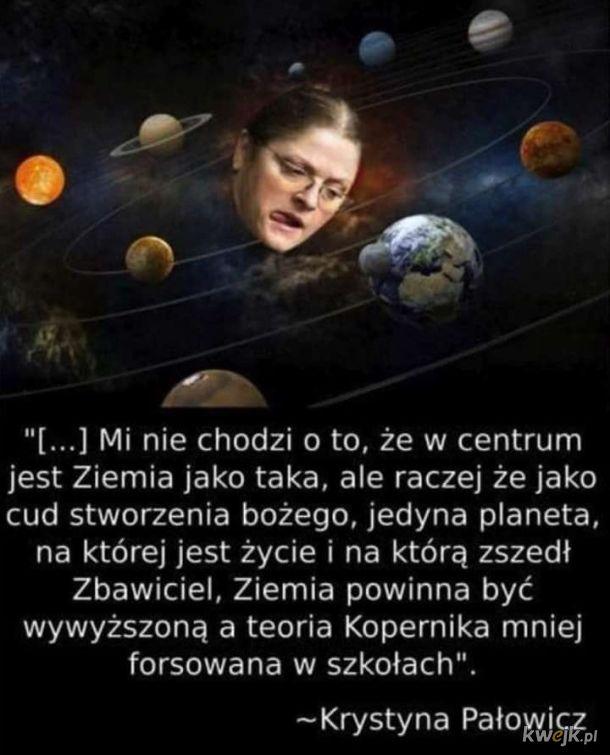 Kopernik nie jest zgodny z polską konstytucją!