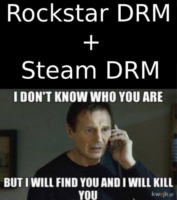 Premiera RDR2 na Steamie taka jest
