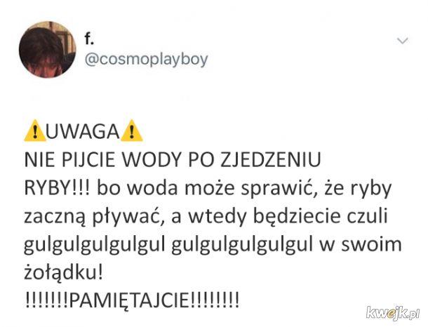 UWAGA PILNE