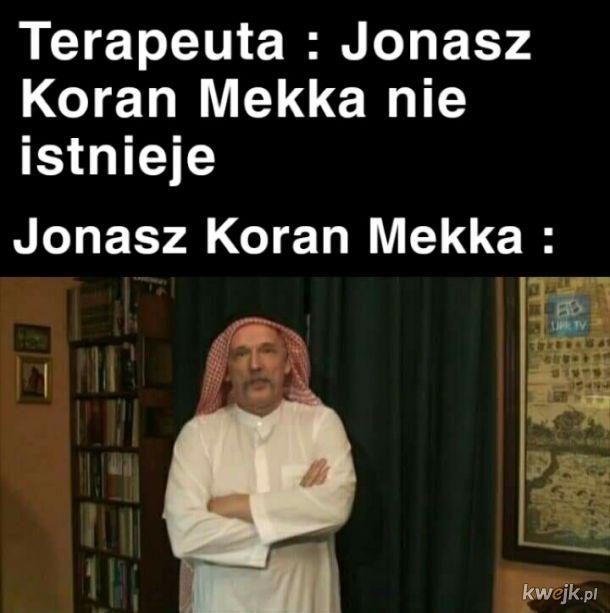 Jonasz Koran Mekka