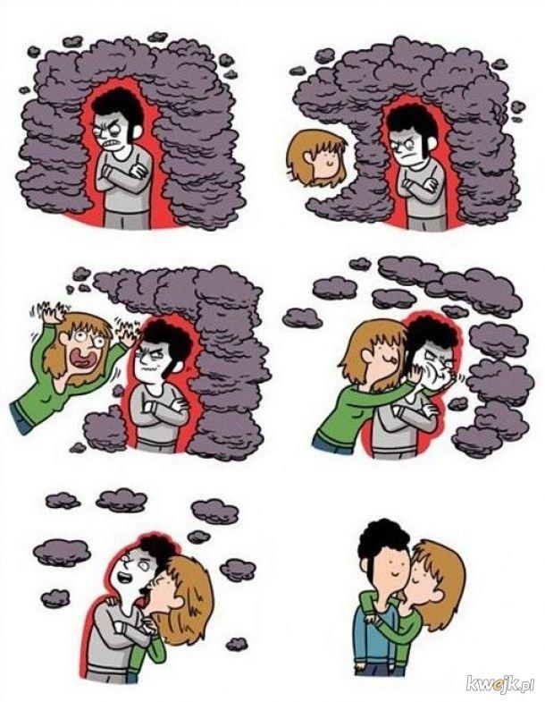 Miłość-klucz do szczęścia