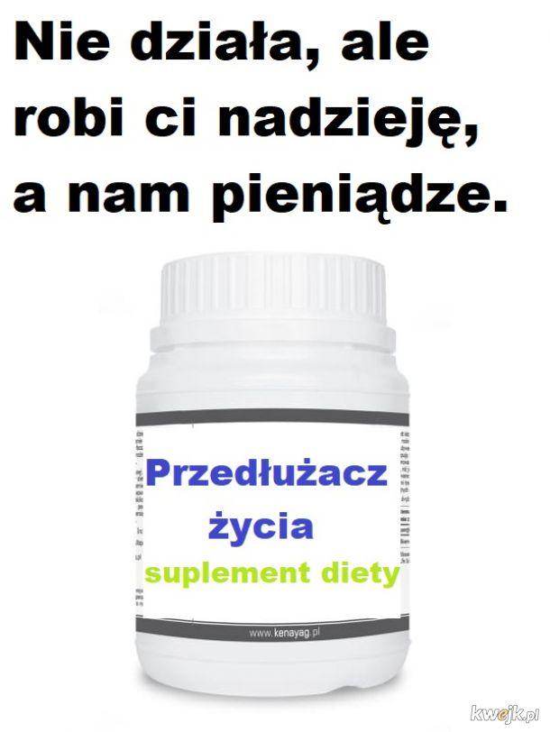 Lek od naszej firmy