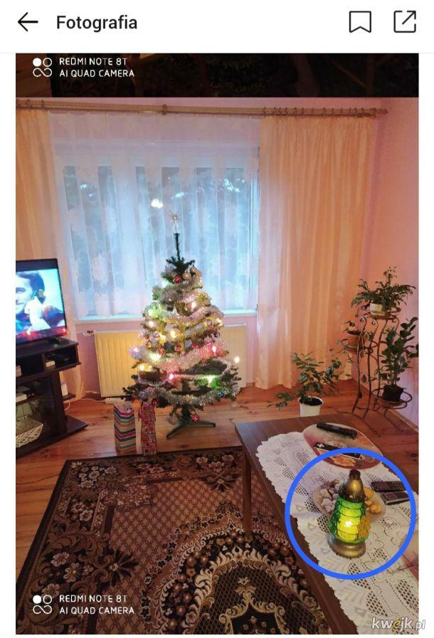 Grunt to dobre dekoracje świąteczne