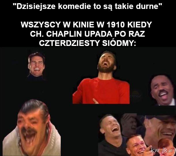 Z głupot ludzie sie smieją