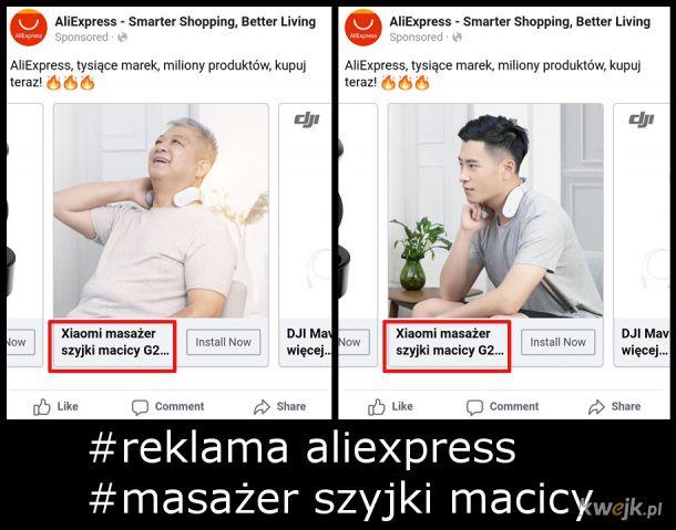 Xiaomi masażer szyjki macicy