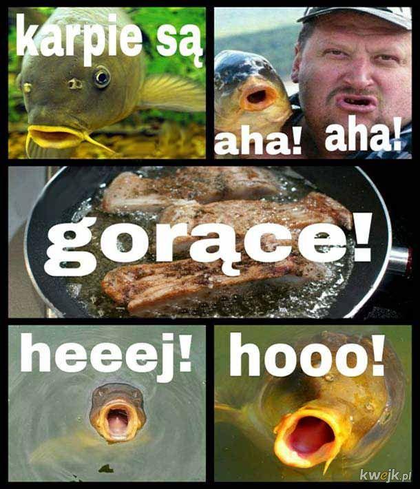 Gorącę rybki