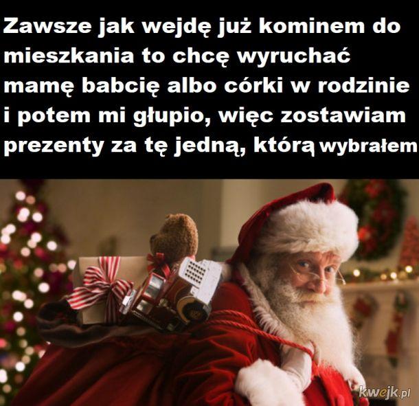 Dlaczego św. Mikołaj rozdaje prezenty