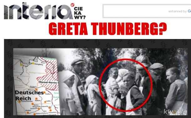 Greta Thunberg?