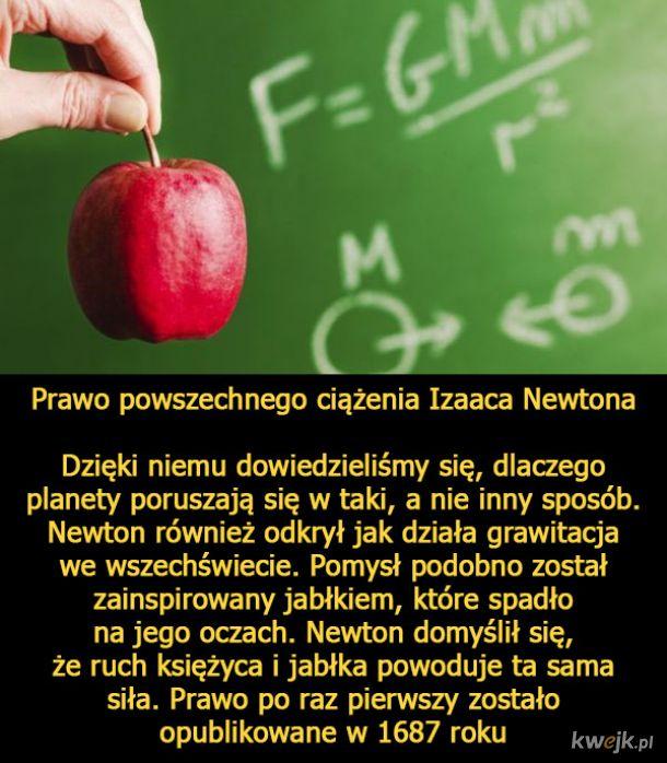 Równania matematyczne, które odmieniły oblicze świata. To im zawdzięczamy dzisiejszy postęp