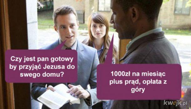 Przyjmowanie Jezusa