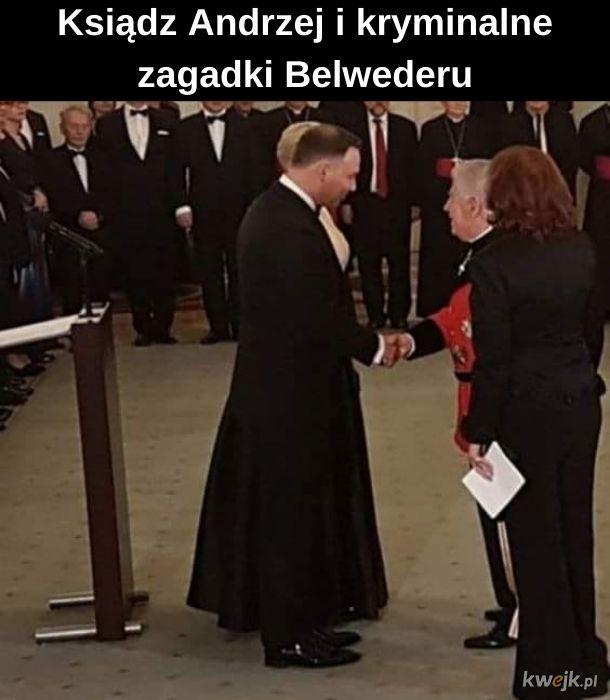 Ksiądz Andrzej