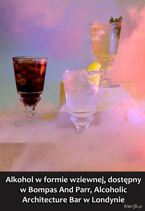 Nietypowe alkohole
