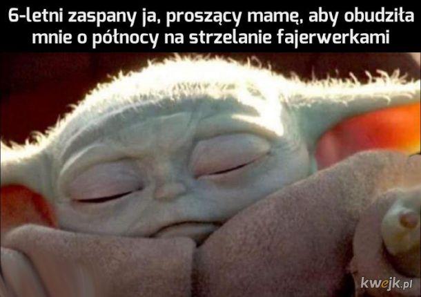 Nie chcę tego przegapić, ale jestem taki śpiący...