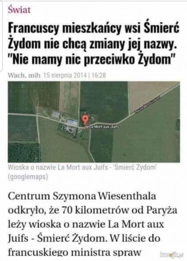 A to Polacy źli bo nie chcą urażać ż...